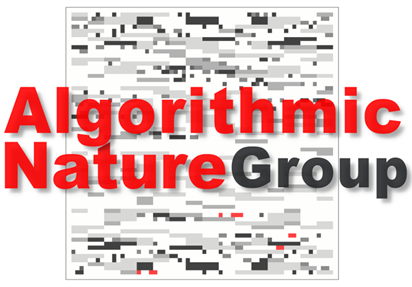 Logo Algorithmic Nature Group